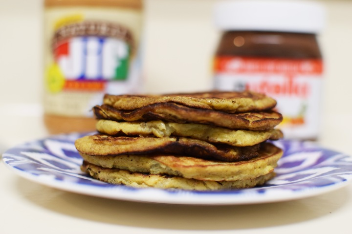 Healthy Banana PancakesRecipe
