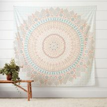 mandala-tapestry-blue-orange-o