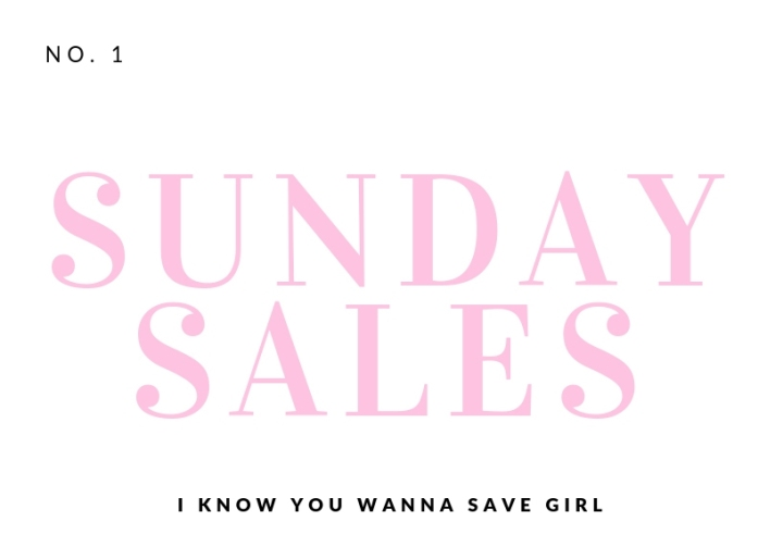 Sunday Sales: September16th