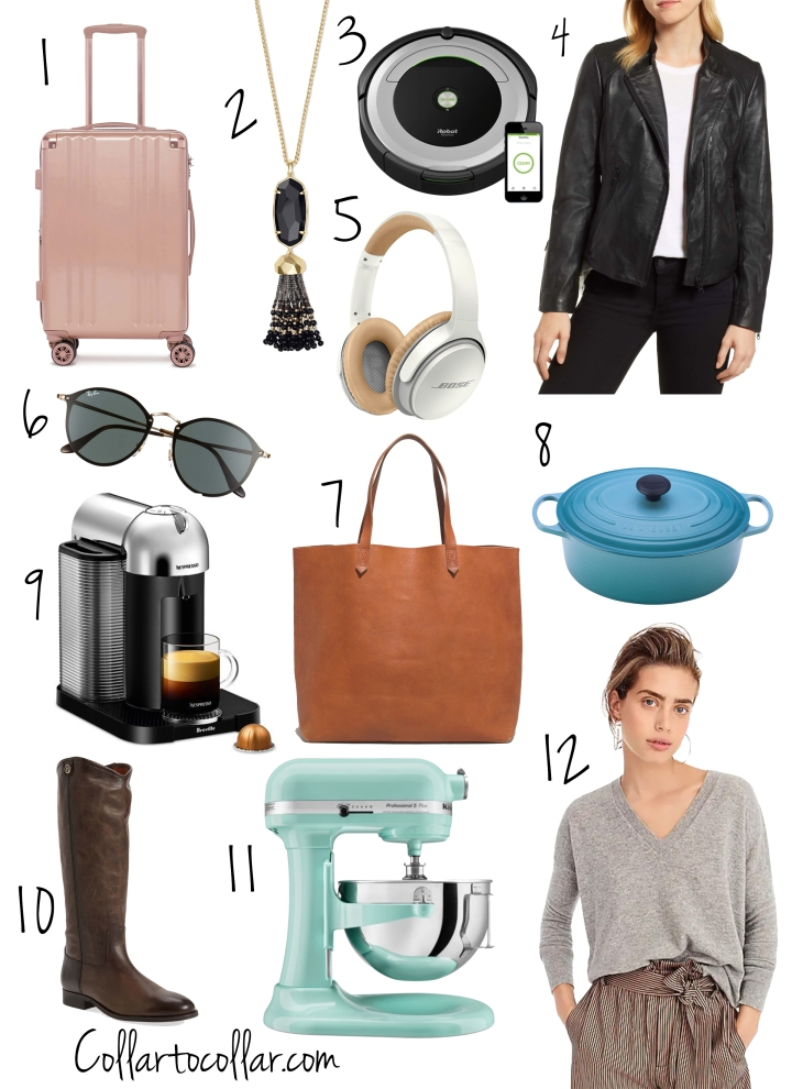 Holiday Gift Guide Splurge