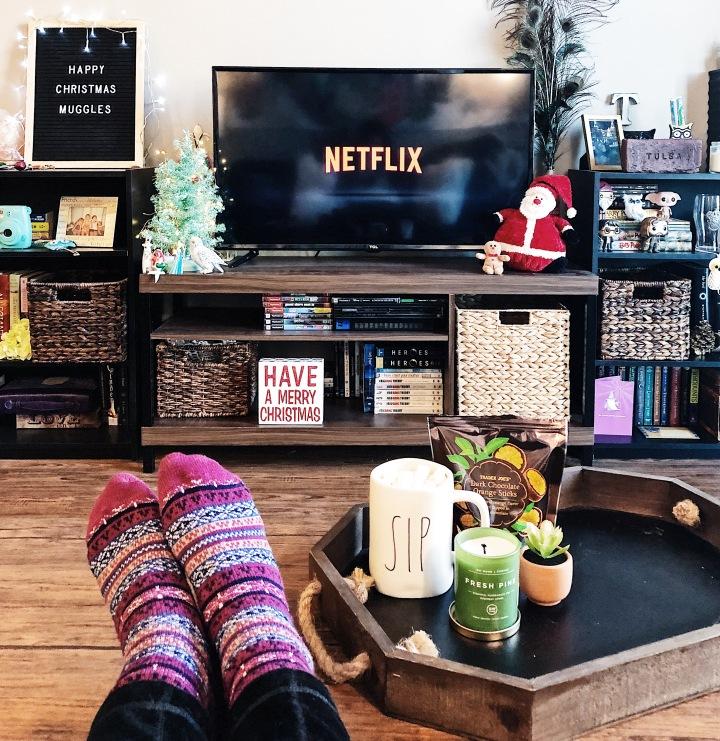 My Fav Christmas Movies/Shows onNetflix