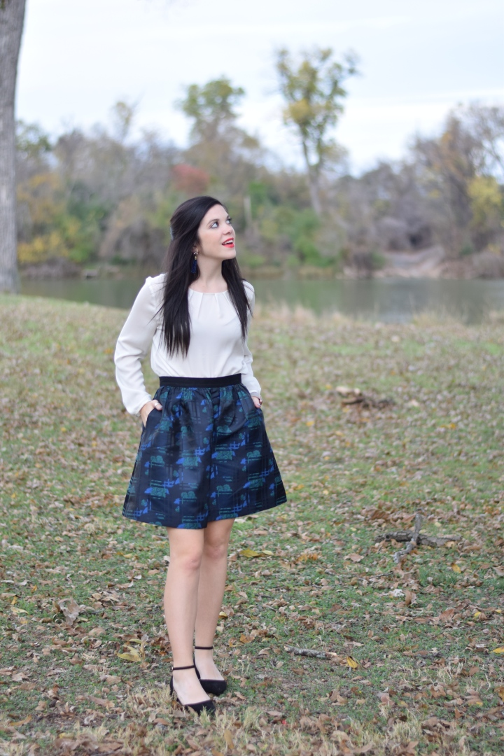 Why I Love J.Crew Factory Skirts